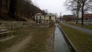Town Bath House, Berkeley Springs WV