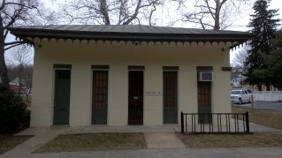 Founding Fathers Meeting Hall--Berkeley Springs WV